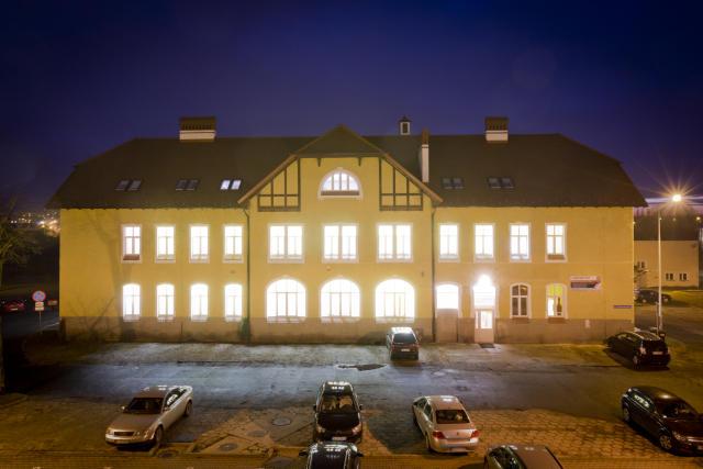 Nowy szpital w Lubinie - foto
