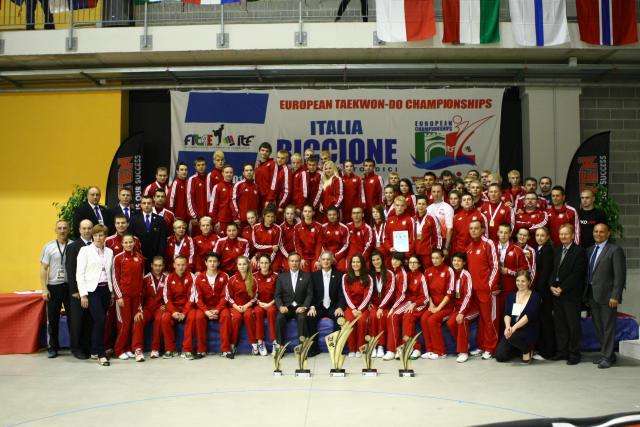Mistrzostwa Europy Taekwon-Do ITF – Riccione 2014 - podsumowanie