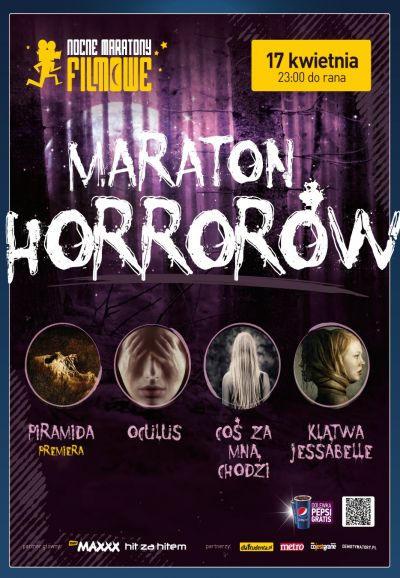 Maraton Horror�w w kinie Helios
