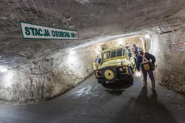 Tragiczny wypadek w kopalni