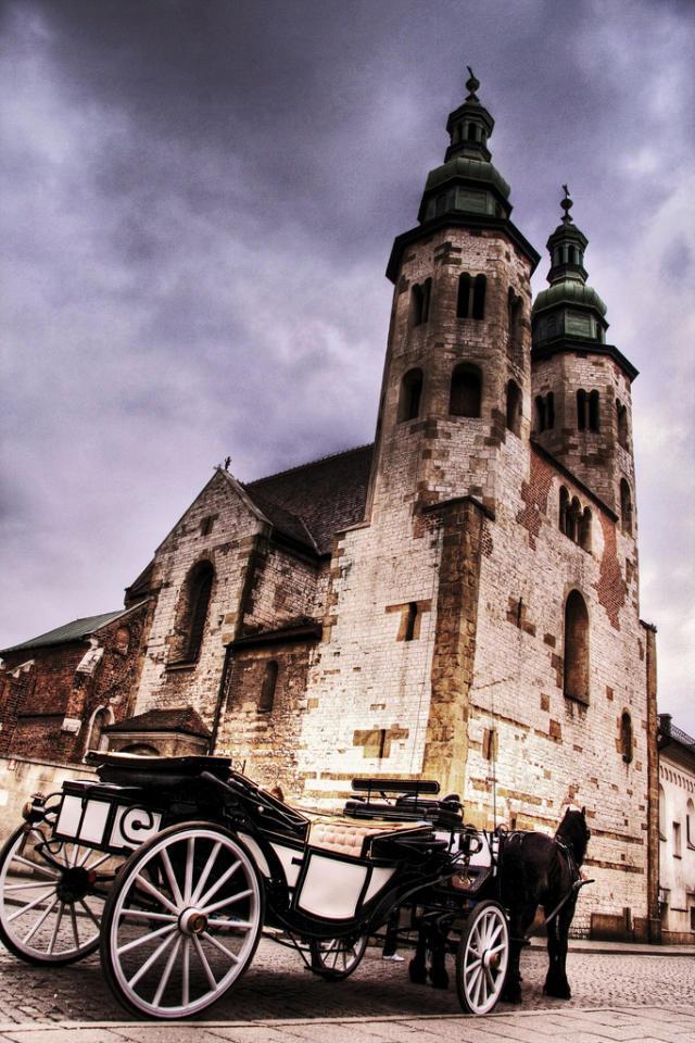 Krak�w – kr�lewska stolica Polski