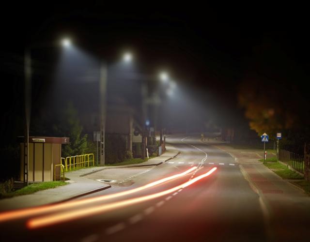 Inteligentne oświetlenie uliczne w Lubinie