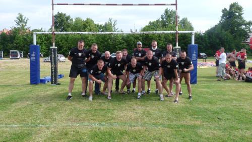 Rugby. Miedziowi w p�fina�ach