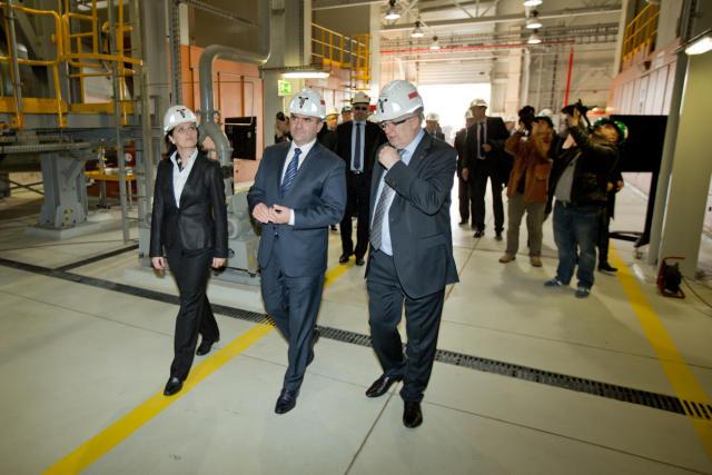 KGHM uruchamia pierwsze bloki gazowo-parowe