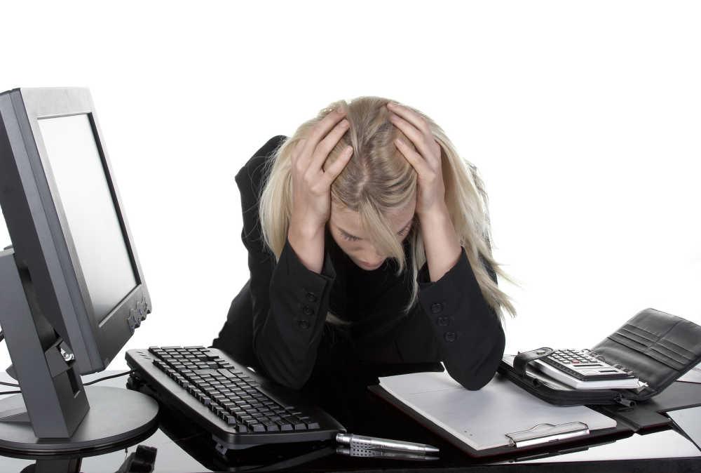 7 oznak wypalenia w pracy