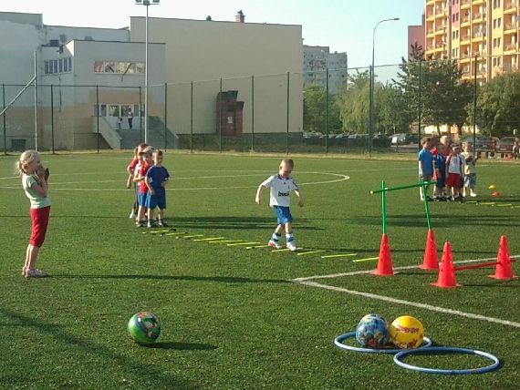 Rośnie nowe pokolenie piłkarzy