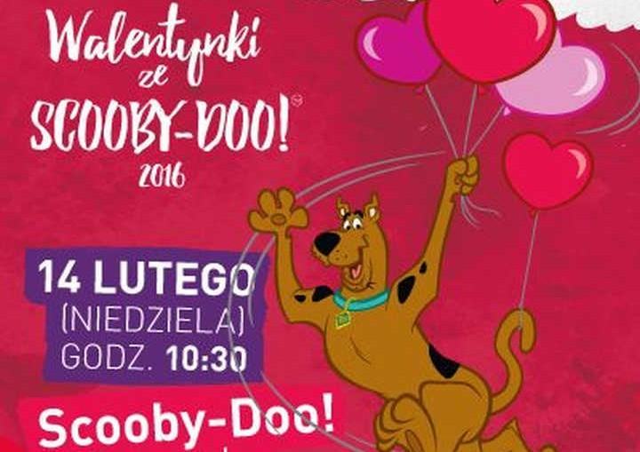 Walentynki ze Scooby Doo w kinie Helios w Lubinie