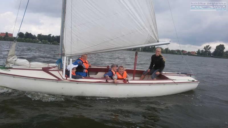 Sail Swim zaprasza dzieci na wsp�ln� �eglarsk� przygod� P�kolonie �eglarskie – Rejs �eglarski Mazury 2016