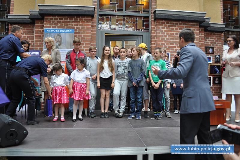Dzieci z Lubina laureatami w Teatrze Muzycznym