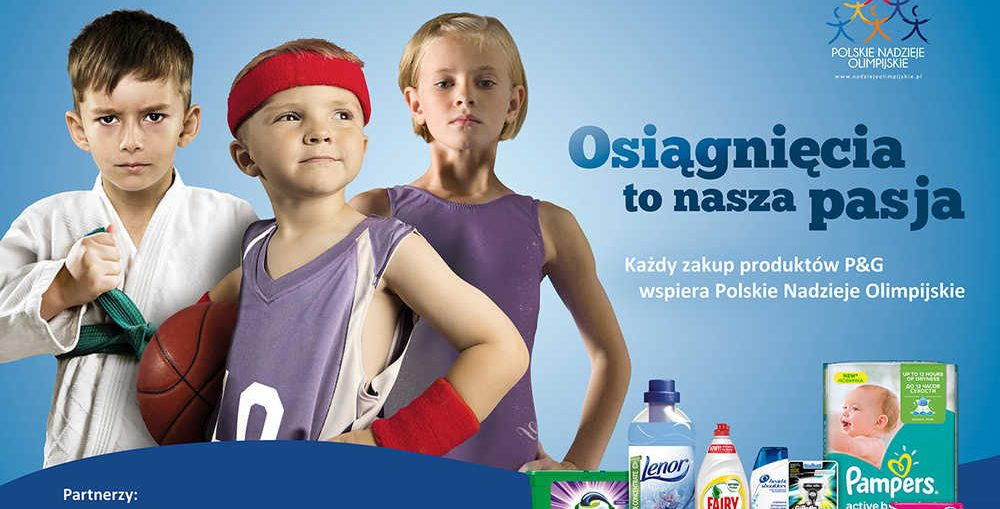 """Przysz�o�� """"Polskich Nadziei Olimpijskich"""" w naszych r�kach. Rusza og�lnopolska akcja."""