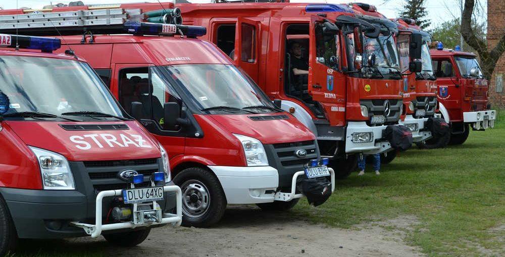 Strażacy przeszkoleni
