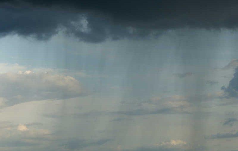 IMGW wydał ostrzeżenie drugiego stopnia dla 9 województw. Uwaga na ulewny deszcz, burze i podtopienia