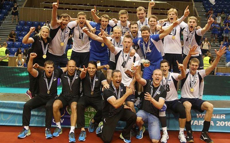 Sparingi reprezentacji Estonii z Belgami!