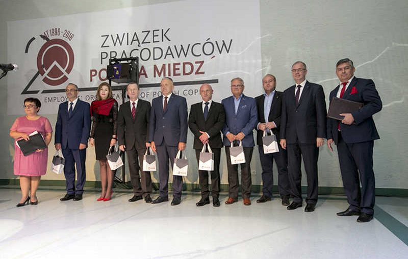 Zwi�zek Pracodawc�w Polska Mied� �wi�tuje 20-lecie - foto