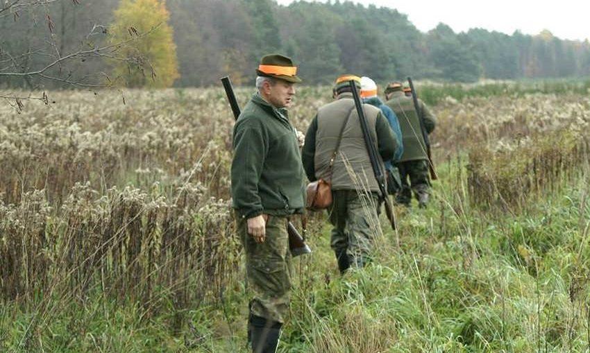 Pierwsze polowania k� �owieckich