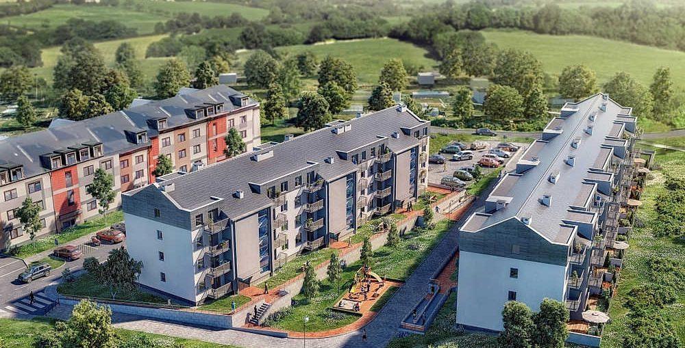Zielona Ostoja – nowe mieszkania na sprzeda� w Lubinie (Artyku� sponsorowany)