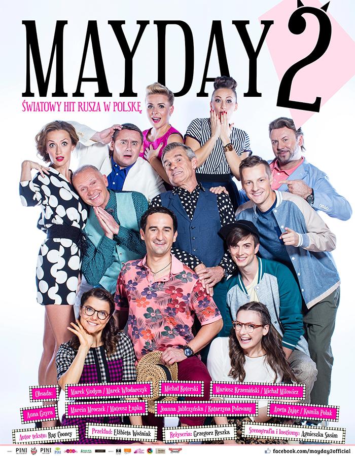 """Spektakl """"Mayday 2"""""""