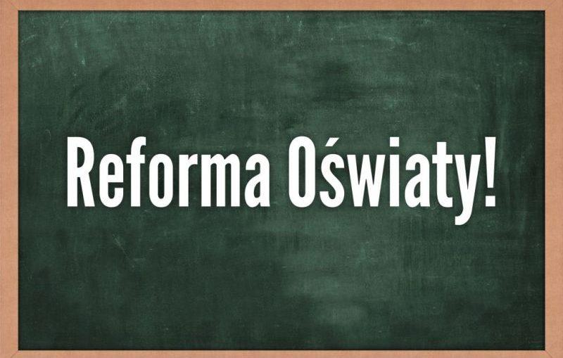 Reforma edukacji w Lubinie